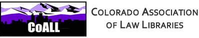 Colorado Association of Law Libraries