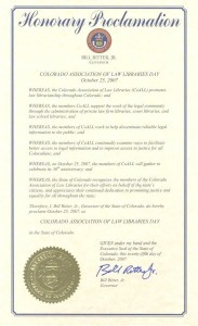 CoALL_30th_Anniversary_Proclamation
